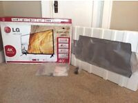 LG BRAND NEW 40INCH LED HD TV**QUICK SALE** VERY CHEAP