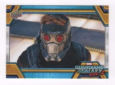 2017 Guardians of the Galaxy 2 complete master set 1-90 + 3 insert set 123 total