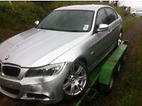 BMW 320D M-SPORT 2011 FOR PARTS!
