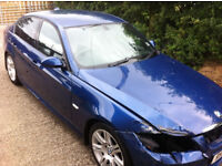 BMW 318i M-SPORT 2007 FOR PARTS!