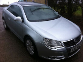 VOLKSWAGEN EOS 2.0 TDI 2008 FOR SALE!