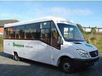 Community mini bus drivers needed