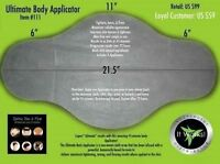 It works wraps treatment package