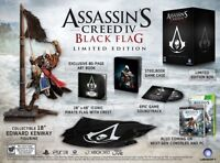 Assassin's Creed Black Flag Limited Edition PS3