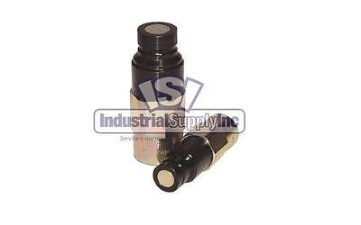 2-pk 1/2 Bobcat Connect-under-pressure Hydraulic Plug
