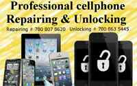unlocking and repairing all phones best price & services contact