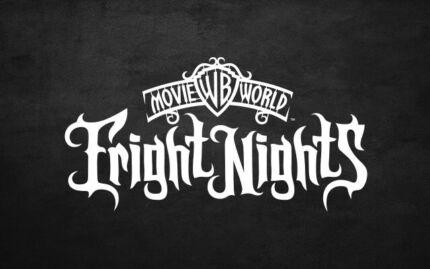 Fright movie world tickets for Friday $140