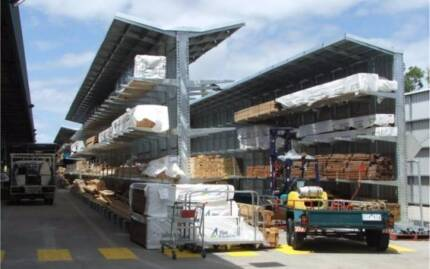 New & Used - Cantilever & Pallet Racking