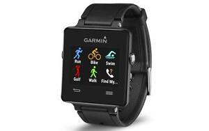 Brand New in Box Garmin Vivoactive GPS Smartwatch Black