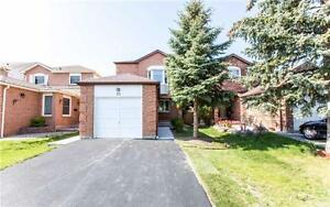 Fully Upgraded Detached 3 Br House In Prime Brampton Location