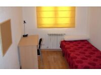 Single room close to Canary Wharf only 550 pm.
