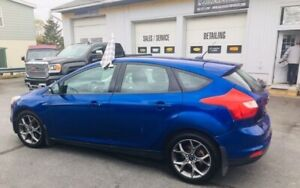 2013 Ford Focus SE 5Dr HTB Sport **Get Approved Today**