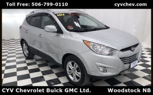 2012 Hyundai Tucson GLS AWD - Heated Seats
