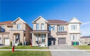 2016 Built 3+1Br Semi House for Sale-Missisauga Rd/ William Pkwy