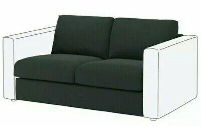 BNIB IKEA Vimle sofa 2 Seat Section Cover - Gunnared Dark Green...
