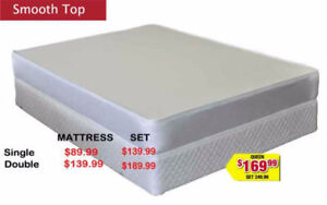 Christmas Sale Queen Size Mattresses and Box