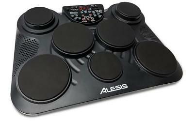 Alesis Compact Kit 7 E-Drum 7 Pads Hand Percussion 100 Songs Lernmodus...