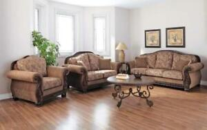 BRAMPTON SOFA SETS ON SALE (ND 95)