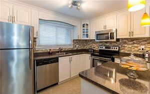 Beautiful End Unit Condo Townhouse With 3 Bedrooms And 2 Washro