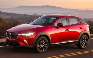 2017 Mazda CX-3 lease takeover ( $163.05 biweekly )