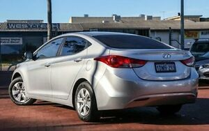2012 Hyundai Elantra Silver Sports Automatic Sedan Maddington Gosnells Area Preview