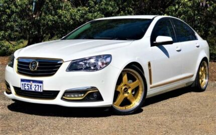 2015 Holden Calais VF MY15 White 6 Speed Automatic Sedan Kenwick Gosnells Area Preview