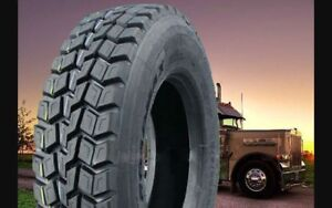 SEMI TRAILER TIRES BRAND NEW FROM $98
