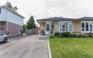 Location! Location! Gorgeous 3 Bdrm A Bright;& Well Maintained