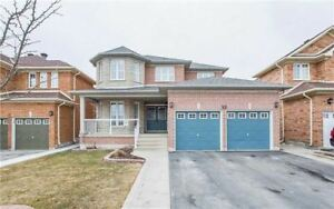 ID#1125,Brampton,Dixie/Sandlewood,Detached,4+3bed 5bath