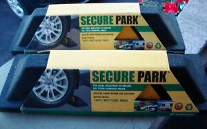 Secure Park Parking Chokes Brand New