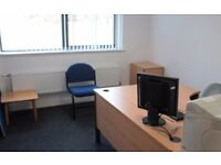 Furnished office space to rent in ROMFORD