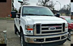 2010 F350 Super Duty 6.4L twin turbo diesel XLT