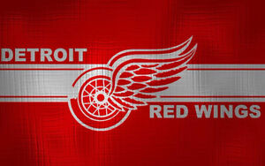 Red Wings vs Flames  March 3rd (Friday)  2nd Bowl Seats