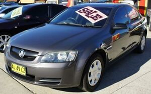 2006 Holden Commodore OMEGA Charcoal Automatic Sedan Lansvale Liverpool Area Preview