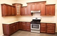 Kitchen cabinets/ re-facing
