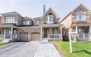 Gorgeous Link Detached House In Prestigious Credit Valley Area