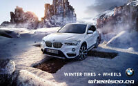 BMW Winter Package Alloy RIM + TIRE - * WheelsCo *