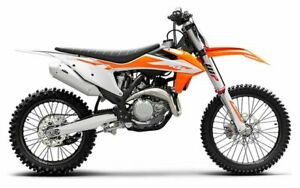 2019 KTM 450 SX-F Off Road Bike 449cc