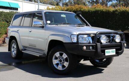 2015 Nissan Patrol Y61 GU 9 ST Silver 4 Speed Automatic Wagon Acacia Ridge Brisbane South West Preview