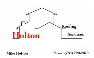 Holton's Roofing Services- Edmonton, Spruce Grove, Stony Plain