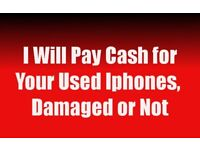 Cash Paid for Mobile Phones