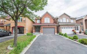 Beautiful Well Kept 3 Bdrm Detached House In A High-Demand Area