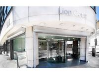 Office Space in Holborn, London | WC1V | From £725 pcm *