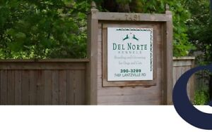Vancouver Island Boarding Kennel for Sale
