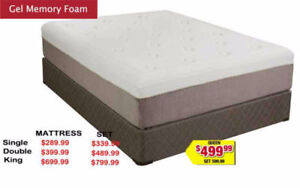 New Year Sale Single, Double, Queen and King Size Mattresses