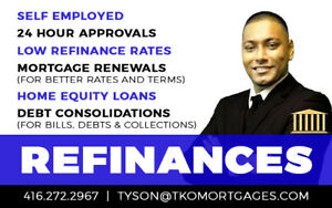 Refinance: ✪ Low Rates ✪ Mortgage Renewals ✪ Home Equity Loans