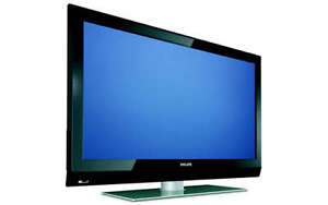 """Philips 47"""" 1080P HDTV with stand and wall mount"""