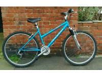 Ladies Raleigh Siren lightweight bike