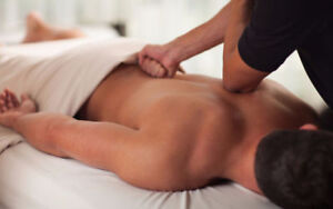 Deep Tissue Massage RMT therapy treatment in Toronto