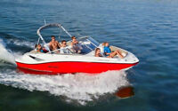 AS NEW SEADOO boat with 3 years warranty left